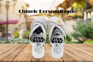Star Wars Chinelo Personalizado