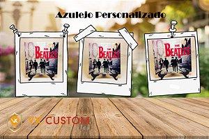 The Beatles Azulejo Personalizados