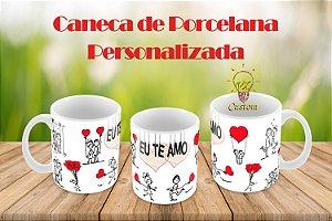 Presente Criativo Dia dos namorado Caneca Personalizada