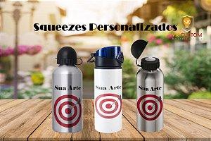 Personalização de Squeezes