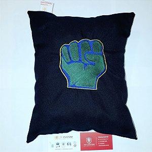 Almofada Personalizada Mão do Hulk