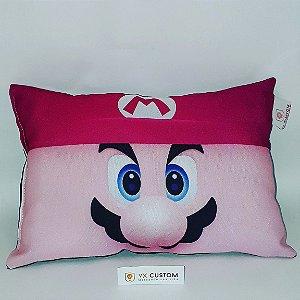 Almofada Personalizada Super Mario