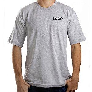 Camiseta 100% Algodão Fio 30.1 penteado Uniformes
