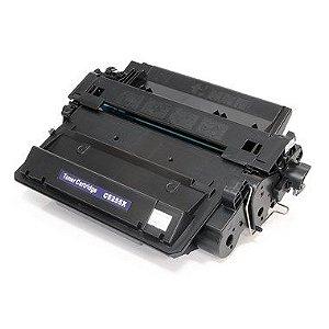 Toner HP P3015N P3015DN P3015X HP CE255X 55X Importado Compatível 12.5k