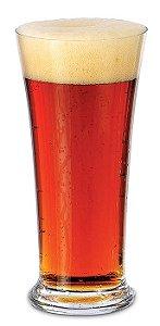 Jogo com 4 Copo para Cerveja Beer Cristal 300 ml - Crystal Bohemia