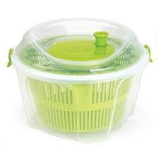 Centrifuga Salada 25 cm verde