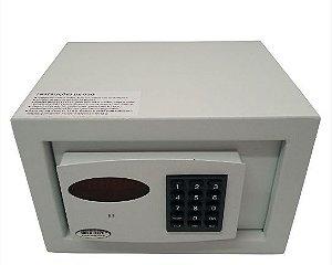 Cofre Eletrônico Com  Painel Digital e  LED Interno Mod. Personal