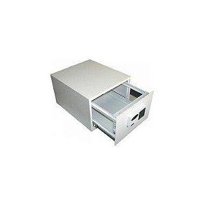 Cofre Eletrônico Tipo Gaveta  File Safe Gold Safe