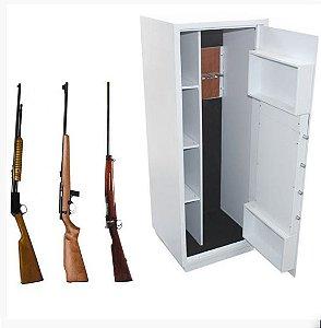Cofre Eletrônico para Armas e Munições Mod. Safe Gun 1.3