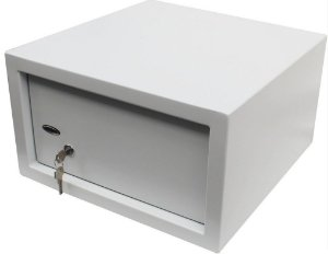 Cofre Médio  Mecânico com Chave Multi-Ponto Mod Office