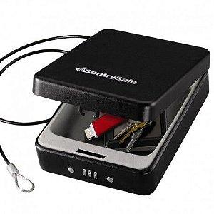 Cofre c/ Senha para Automóveis Sentry Safe Mod. P005C - Preto