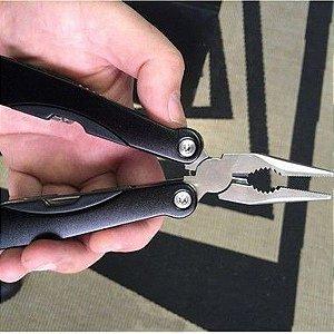 Canivete Alicate Multi-funções Aço Inox Multiuso 16cm AA22