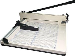 Guilhotina Semi Industrial A3 para 400 folhas Mod. SG858 A3