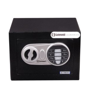 Cofre Eletronico com Chave 17 EF
