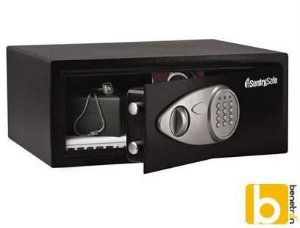 Cofre Eletrônico X075-Sentry Safe