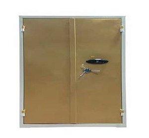 Cofre Eletrônico Com Proteção Contra Fogo 217011