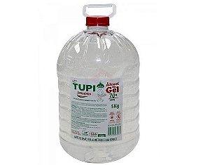 Álcool Gel 70% Galão com 5 Litros (Pronta Entrega)