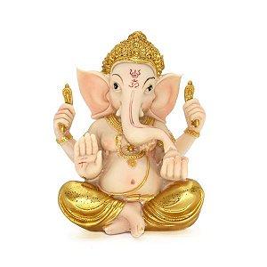 Ganesha em Lótus
