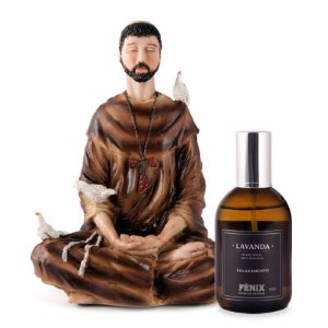 Kit São Francisco + Home Spray de lavanda