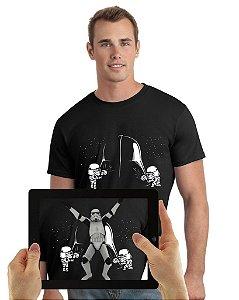 Camiseta Stormtrooper com Realidade Aumentada
