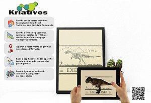 Quadro Dinossauro