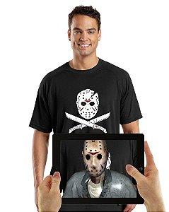 Camiseta Jason com Realidade Aumentada