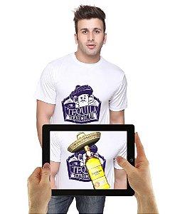 Camiseta Tequila com Realidade Aumentada