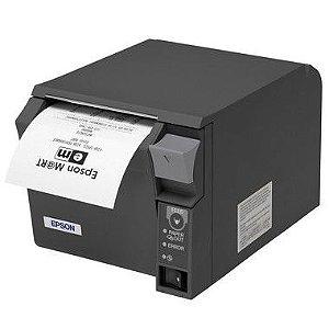 Impressora de Cupom Térmica Epson TM-T70 USB