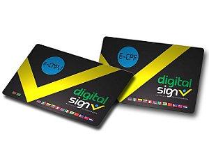 Certificado Digital e-CPF/e-CNPJ A1 ou A3