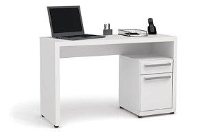 Escrivaninha para Notebook S970 Branco Brilho - Kappesberg