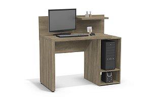 Escrivaninha para Computador S973 Nogal - Kappesberg