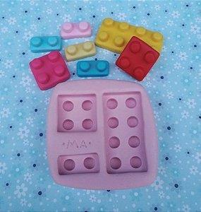 Molde Lego - Marcela Arteira