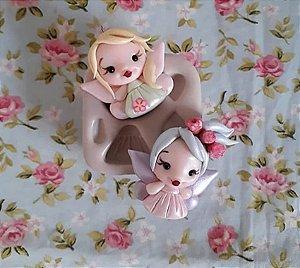 Molde Mini Princesa Docinho - Pri Canhadas