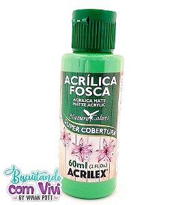 Tinta Acrílica Fosca Acrilex - Verde Folha