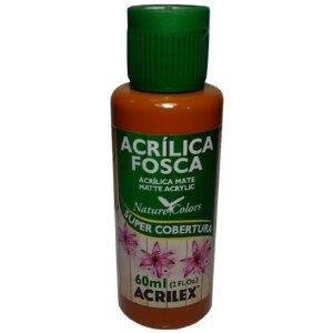 Tinta Acrílica Fosca Acrilex - Siena Natural/Fume