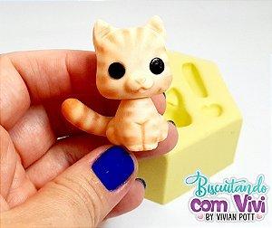 Molde Popíneo Pet Cat - BCV