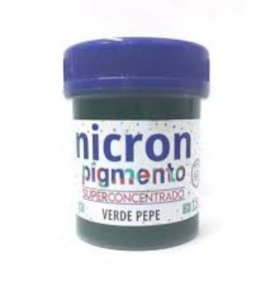 Pigmento Concentrado Nicron - Verde Pepe