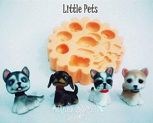 Molde Little Pets - Ateliê do Molde