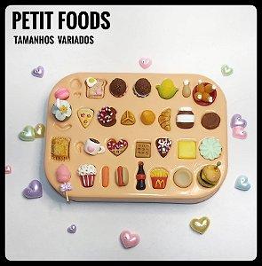 Molde Petit Foods - Ateliê do Molde
