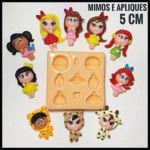 Molde Mimos e Apliques - Ateliê do Molde