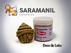 Corante em pó Doce de Leite - Saramanil