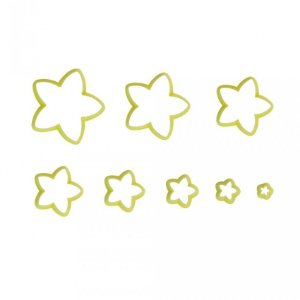 Cortador Estrelas - Blue Star