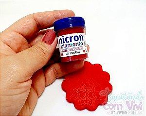 Pigmento Concentrado Nicron - Rojo Navidad
