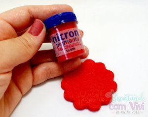 Pigmento Concentrado Nicron - Salmon