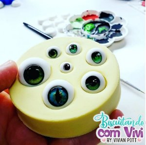 Molde Olho - 7 Tamanhos - BCV