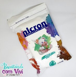 Massa Nicron Soft - 325g