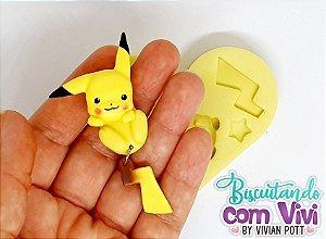 Molde Brinco - Pikachu - BCV