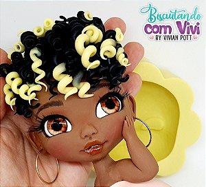 Molde Cabeça Doll Maitê - BCV
