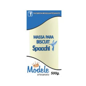 Massa Modele 500g - Natural