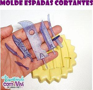 Molde Espadas Cortantes - BCV